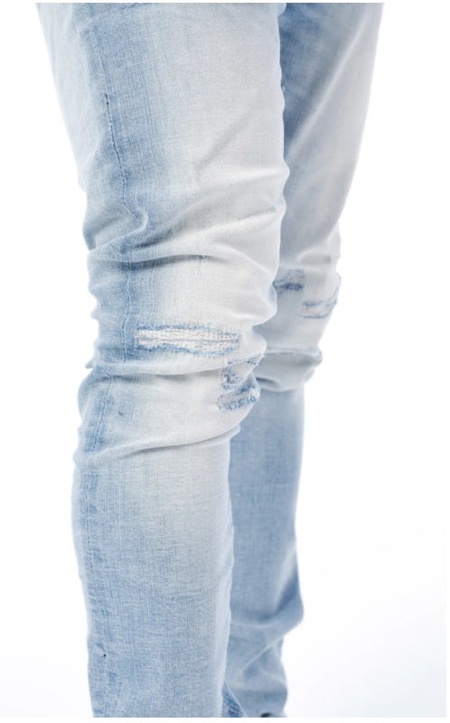 Jordan Craig Jeans For Men - LT.BLU JM3412 - Action Wear