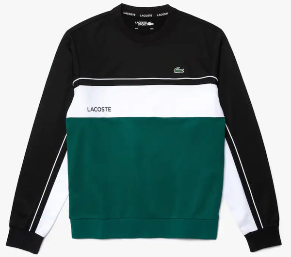 Lacoste Crewneck For Men - SH9569 51 PBY - Action Wear