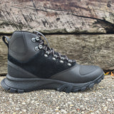 Timberland Garrison Trail Waterproof MID Hiker Black Suede TB0A264F 015