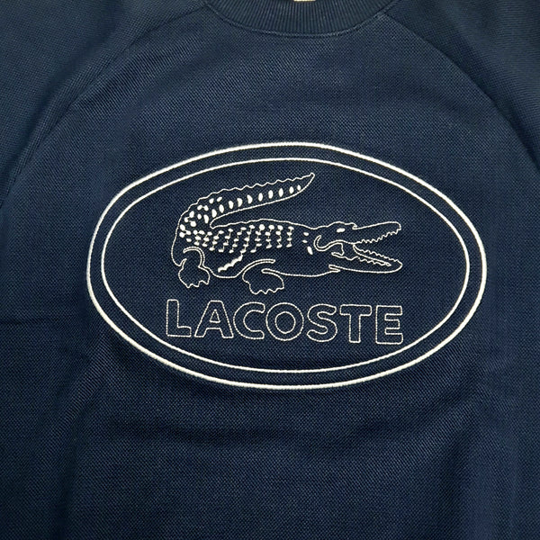 Lacoste Crewneck For Men - SH0452 51 78X - Action Wear
