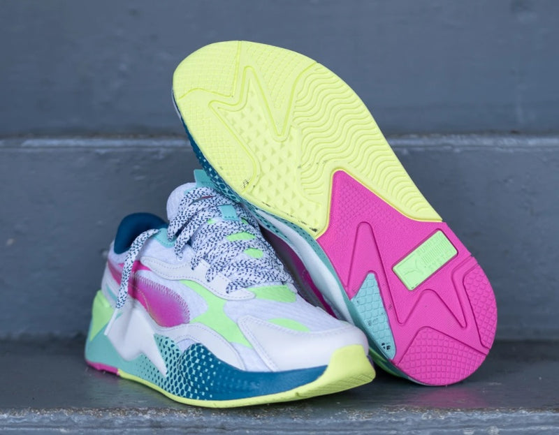 Puma RSX3 WR Electro Colors Sneakers 368643 01