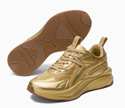 Puma RS-Curve Gold Women's Sneakers - Action Wear