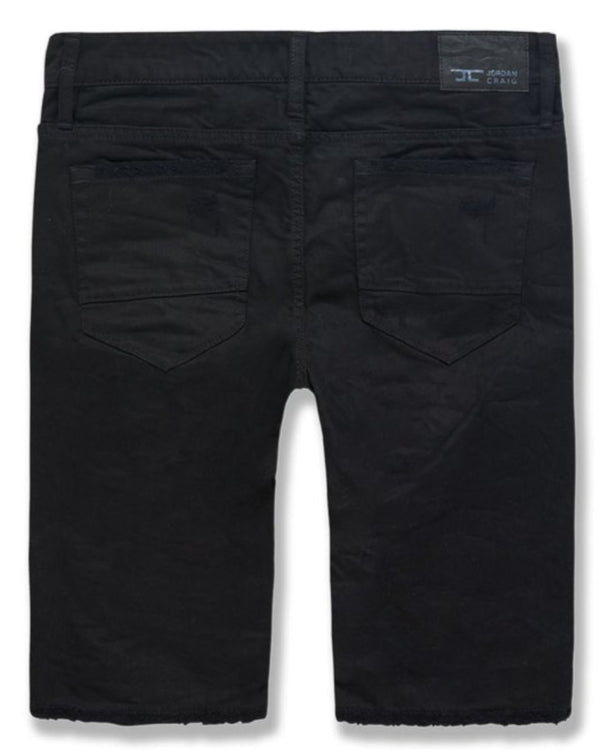 Men's Jordan Craig Short j3164SA Jet Black - Action Wear