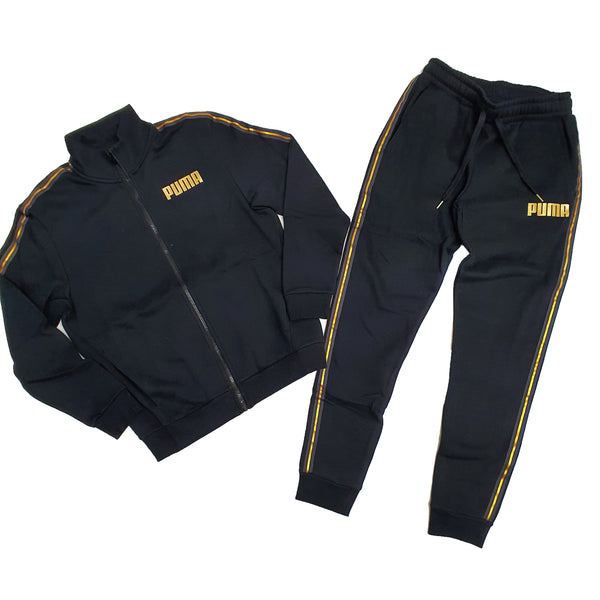 Puma Sweat Suit - 587142 01 Black