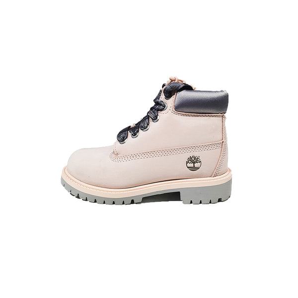 "Timberland 6"" Prem TD For Kids - TB0A2F62N97 PINK - Action Wear"