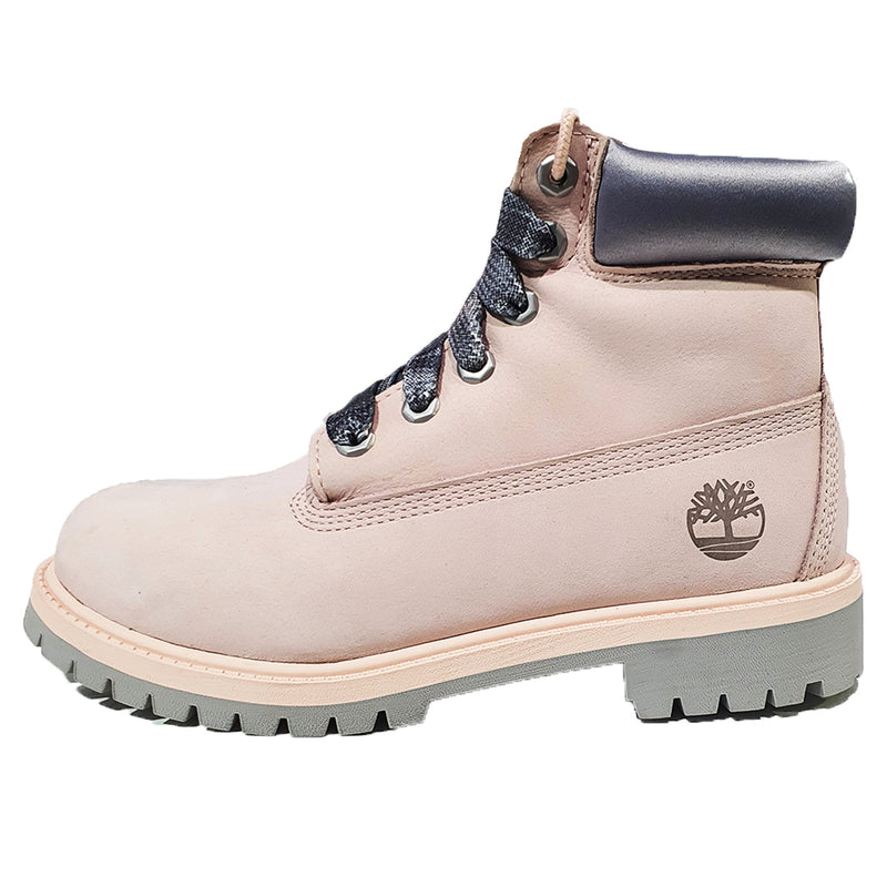 "Timberland 6"" Boot For Kids - TB0A2F6D N97 PINK - Action Wear"