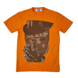 D N A Jason T-Shirt - Orange