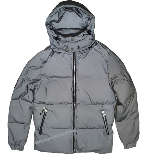 ENDURE PUFFER REFLECTIVE COAT - EBC102 - Action Wear