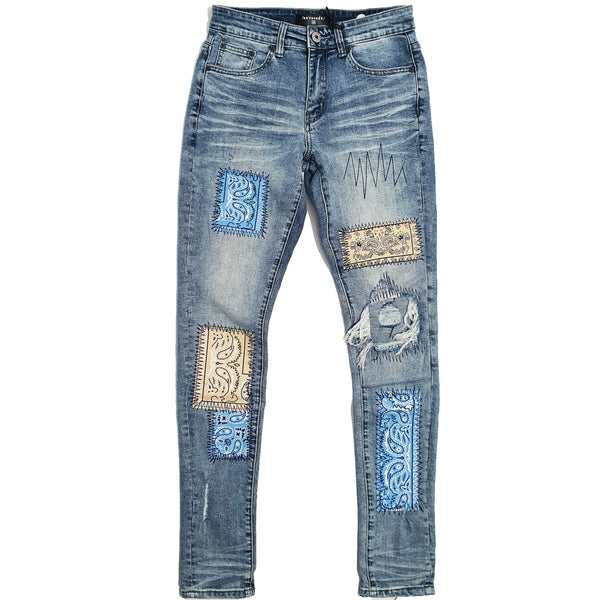 SERENEDE Jeans For Men - NNS-NBLEU - Action Wear
