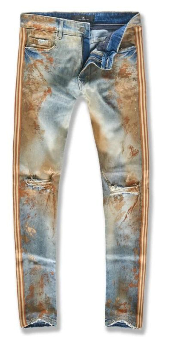 Jordan Craig Jeans For Men - Desert Fox JM3430 - Action Wear