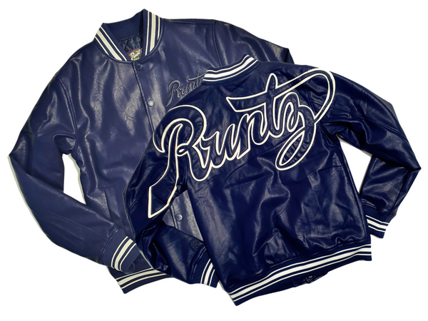 Men Runtz Jacket RNT37346 Navy - Action Wear