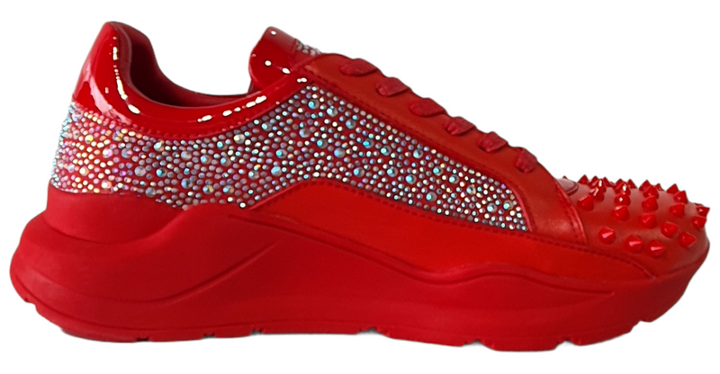 DNA Sneakers Royal Red - Action Wear
