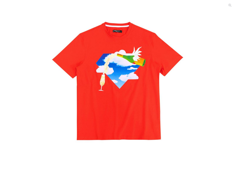 Roku Studio Champagne From The Sky T-Shirt RK1480182