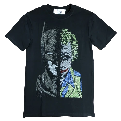 DNA-Joker Crystal Tee