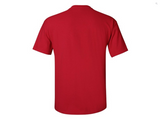 Soled Never Limited T-Shirt 124Red - Action Wear
