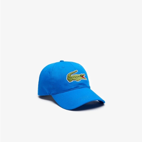 Lacoste Big Croc Cap Blue L61 - Action Wear