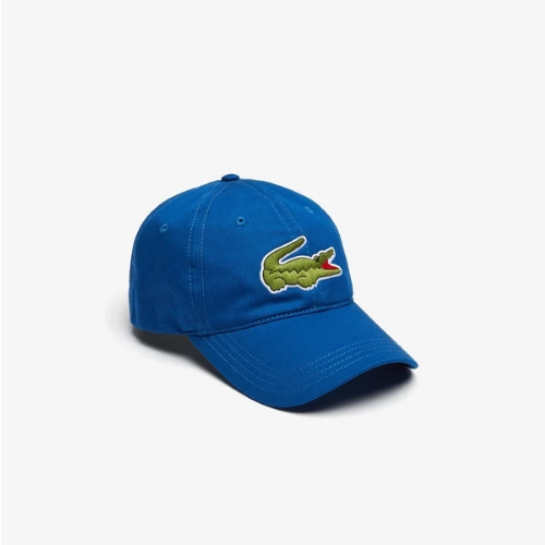 Lacoste Big Croc Cap Blue 7z7 - Action Wear