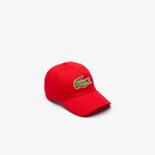 Lacoste Big Croc Cap Red 240 - Action Wear