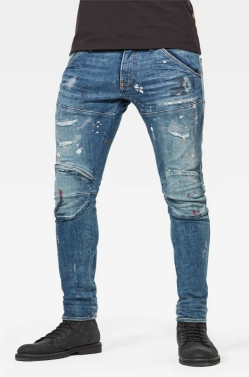 G-Star Raw Skinny Jeans for Men - D17416 - Action Wear
