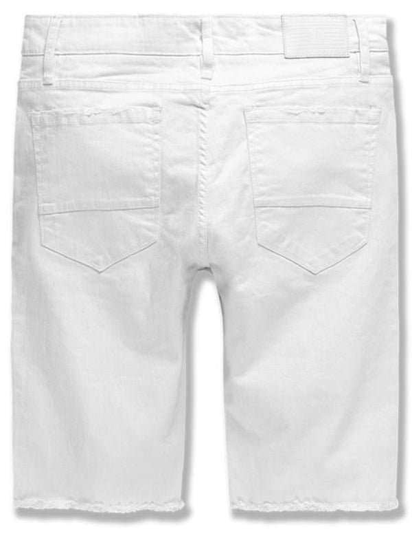 Men's Jordan Craig Short j3167s White Vegas Style - Action Wear