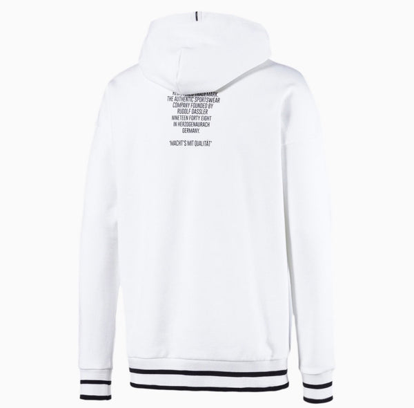 Puma Tailored for Sport Men's Hoodie White