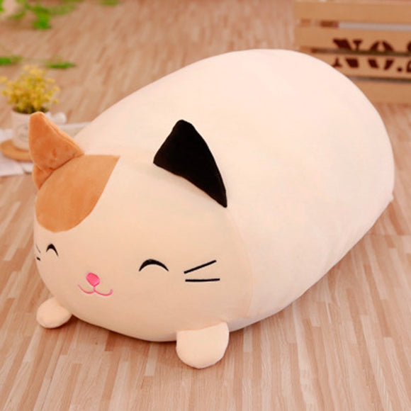 Cute Kitten Plush Pillow - KittyCatPurrfect