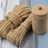 DIY Cat Scratcher Sisal Rope - KittyCatPurrfect