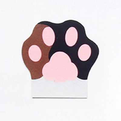 Cat Paws Cup Coasters - KittyCatPurrfect