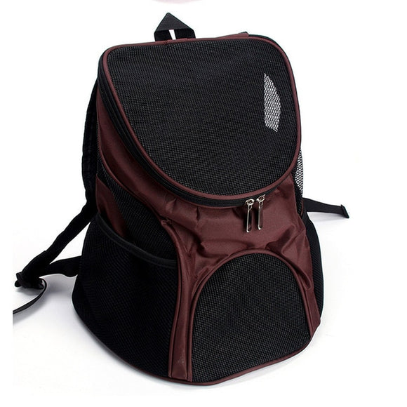 Breathable Mesh Backpack - KittyCatPurrfect