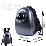 Space Capsule Durable Carrier - KittyCatPurrfect