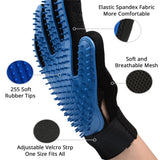 Deshedding Comb Glove - KittyCatPurrfect