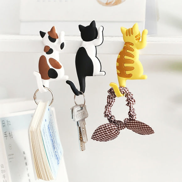Multifunctional Strong Magnetic Hook - KittyCatPurrfect
