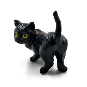 Playing Cat Mini Figurine - KittyCatPurrfect
