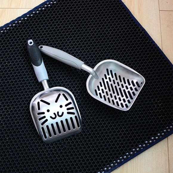 Metal Litter Scoopers - KittyCatPurrfect