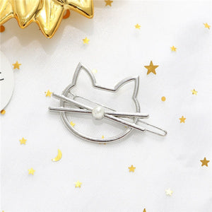 Cat Hair Pin - KittyCatPurrfect