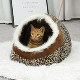 Cave Style Bed - KittyCatPurrfect