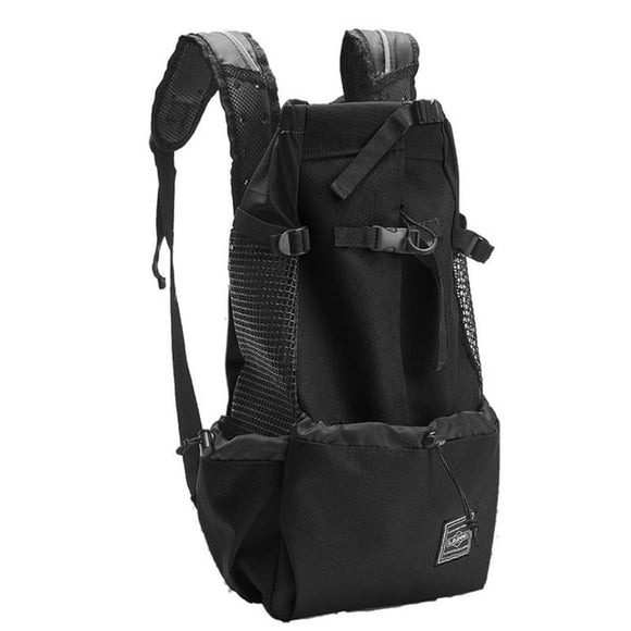 Lightweight Durable Mesh Backpack - KittyCatPurrfect