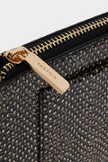 Crossbody Bagwith snakeskin print
