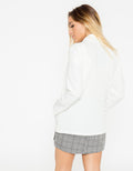 Jacket Long Sleeve - Fashion.sa