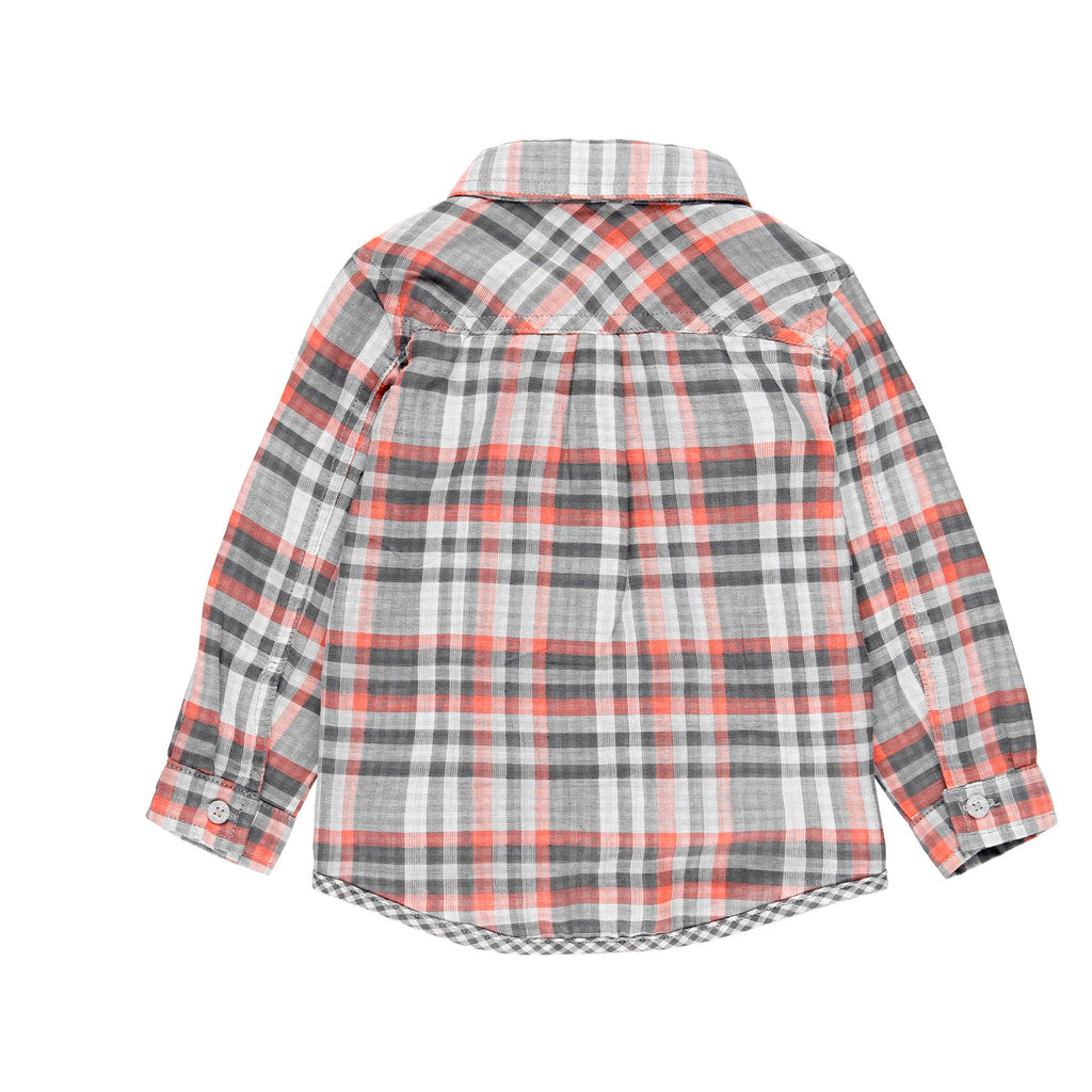 Infant Boys Shirt Long Sleeve