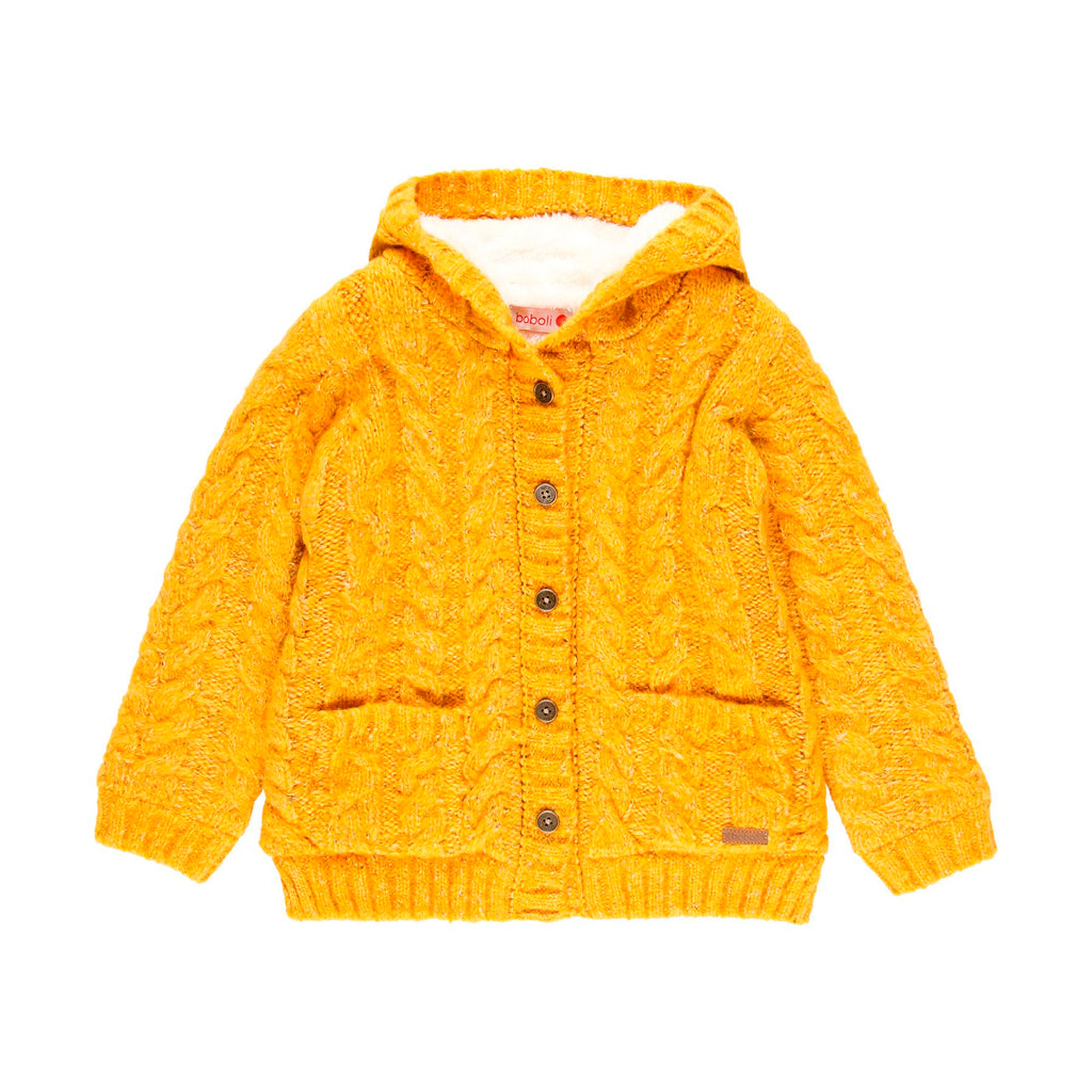 Girls Knit Jacket