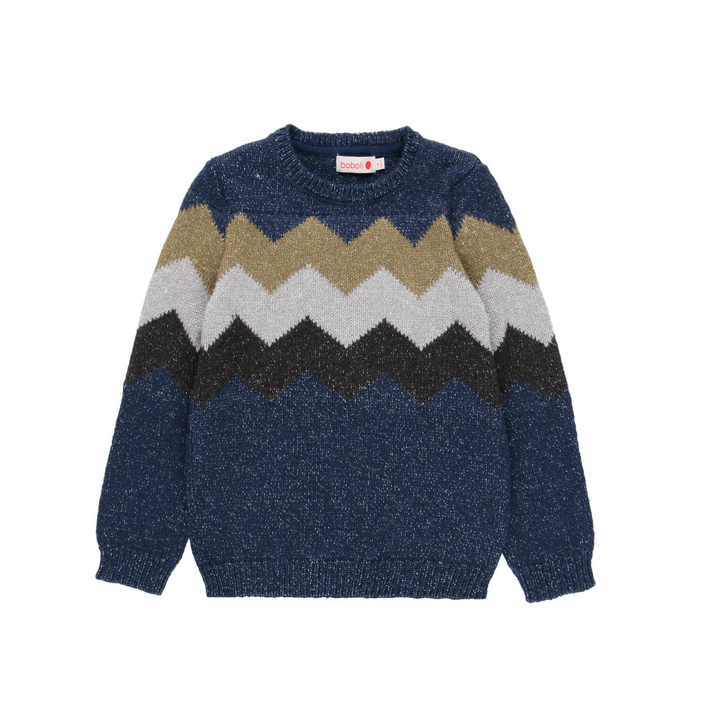 Boys Knit Sweater