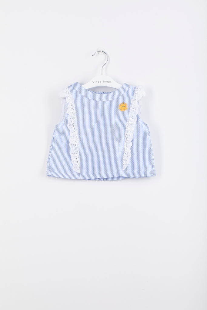Infant Girl Blouse