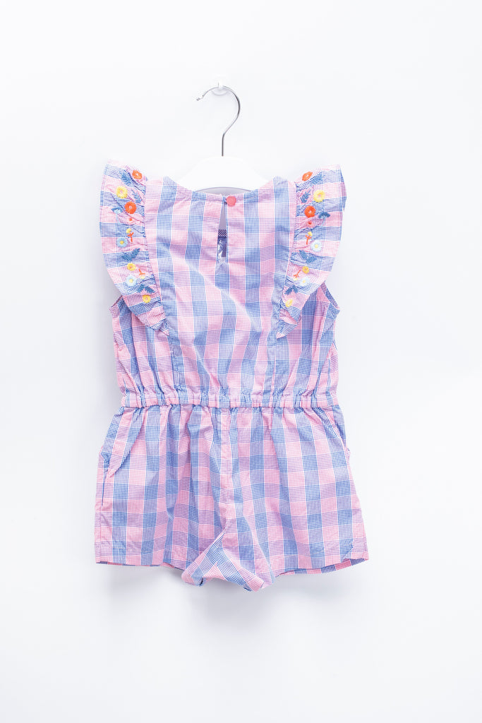 Infant Girl Jumpsuit