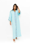 3/4 sleeves Djellaba