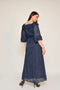 Long Sleeves Maxi Dress