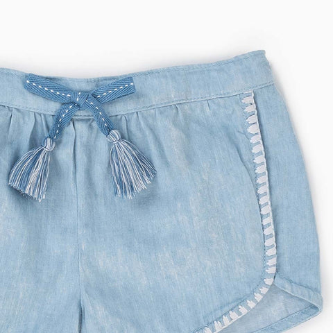 Infant Girl Short
