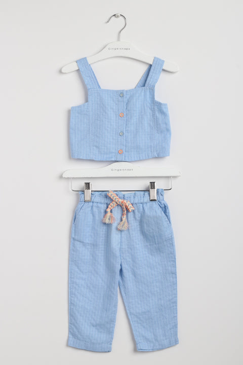 Infant Girls Pant Set