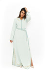 Long Sleeves Maxi Kaftan