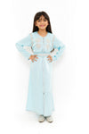 Girls Kaftan Sleeveless